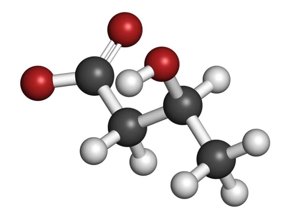 ケトン体分子イメージ