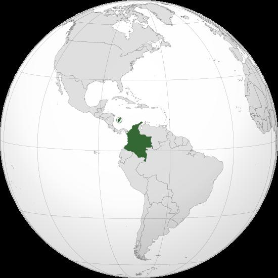 コロンビア共和国