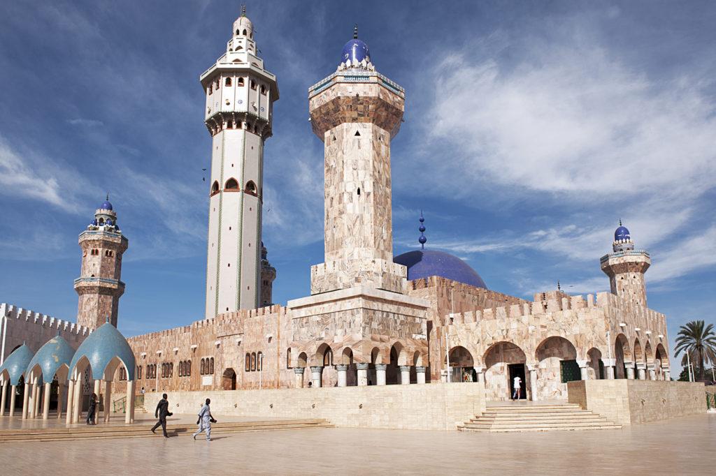 トゥバイスラム寺院