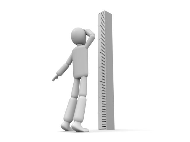身体測定身長